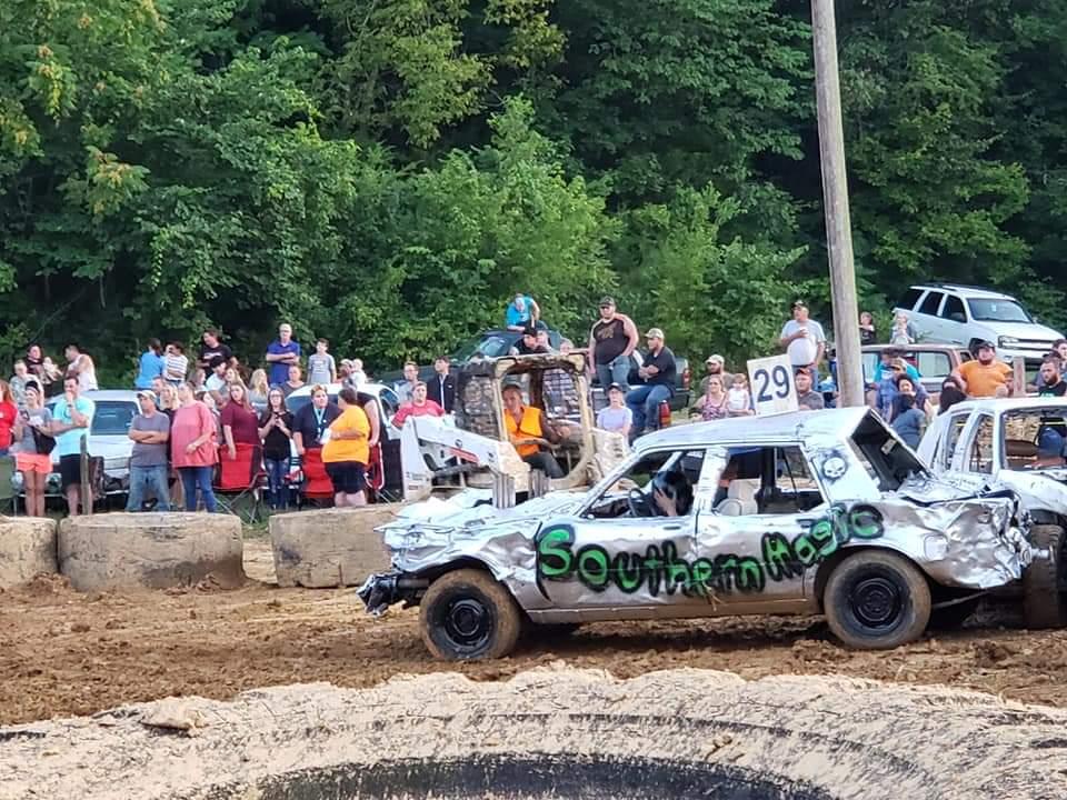 Demolition Derby July 24 25 2020 Cocke County A I Fair