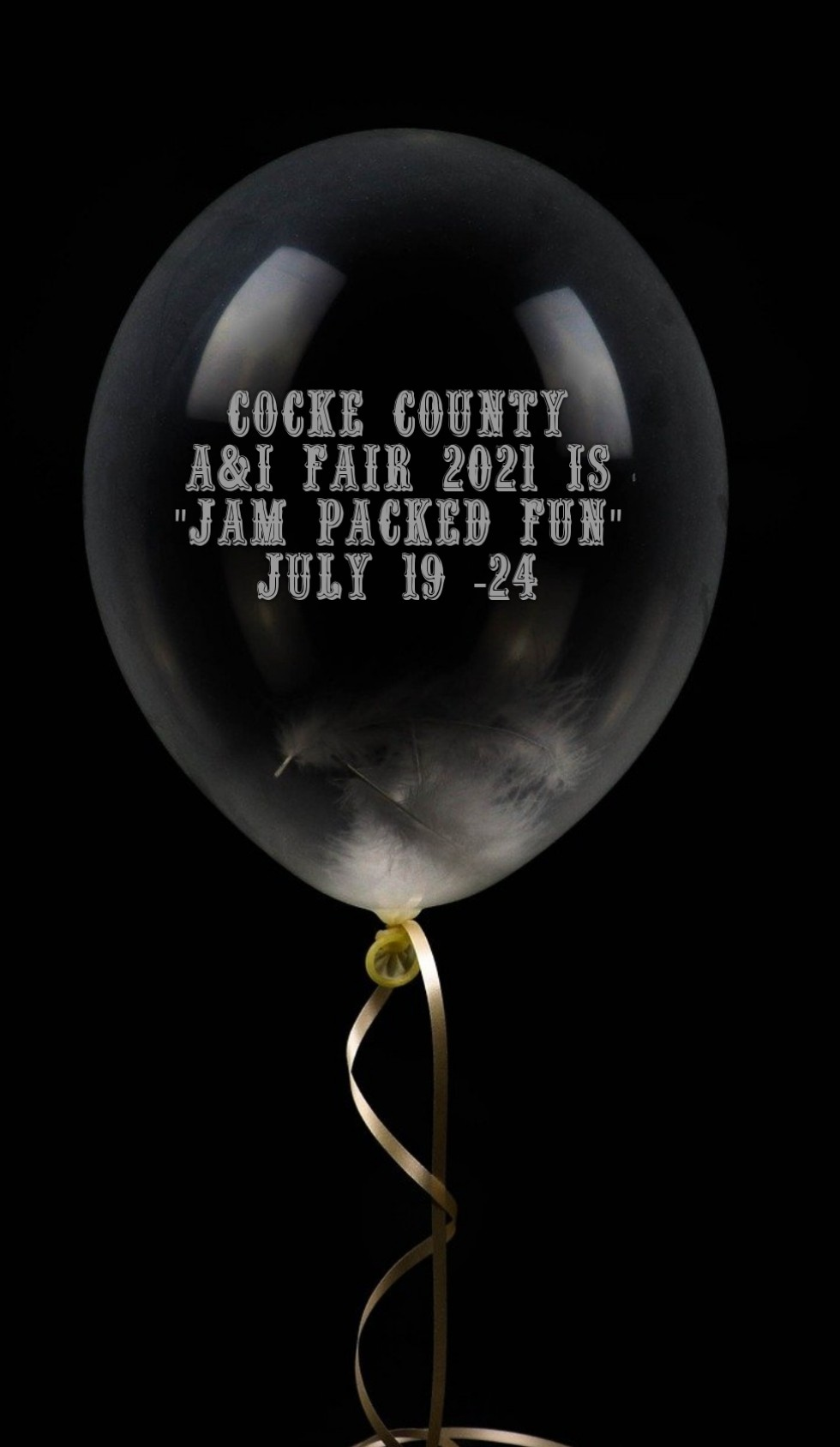 Cocke County A&I Fair